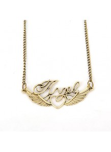 Collier Vintage Angel